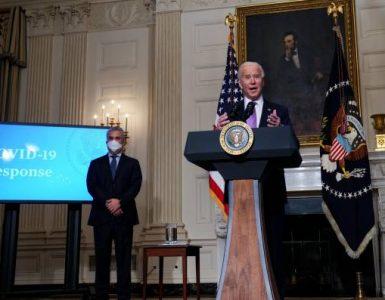 Biden se muestra firme con Rusia en la conversación con Putin