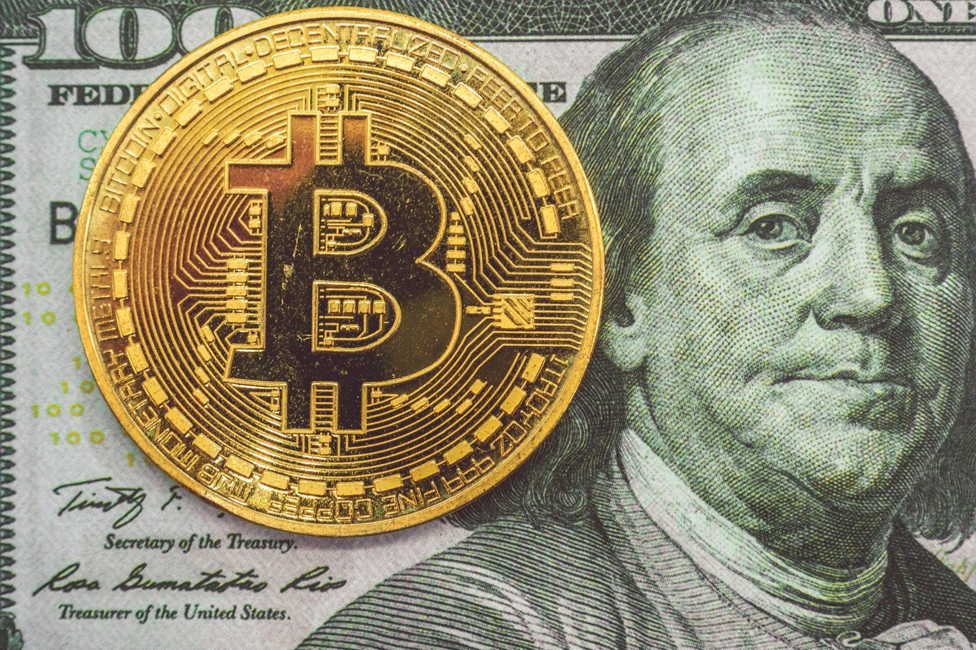 Bitcoin podría no volver a superar los 40,000 dólares, alerta JP Morgan