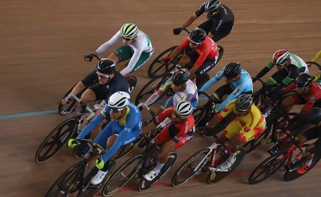 Cali, última escala pistera en la ruta a los Juegos Olímpicos de Tokio 2021