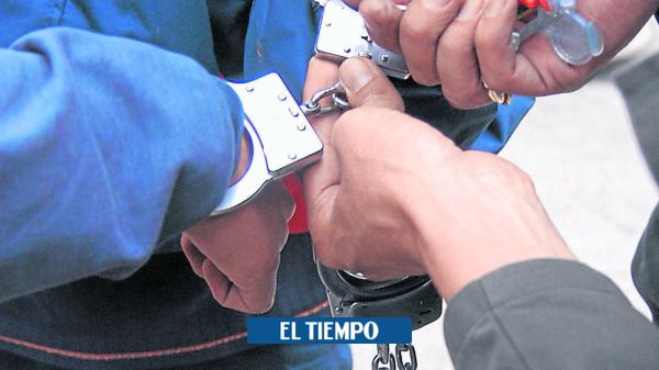 Capturan a extraditable en la vía entre Buenaventura y Buga - Cali - Colombia