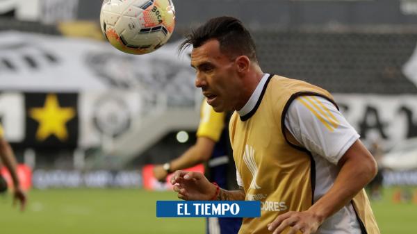 Carlos Tévez: fuerte declaración sobre el estado salud de su padre - Fútbol Internacional - Deportes