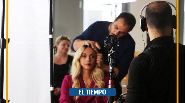 Cine: Actriz trans caleña vive el sueño de estar en las grandes ligas del cine europeo - Cali - Colombia