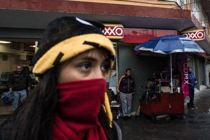 La entidad señaló que para este lunes se presentarán temperaturas mínimas de -15 a -10 grados Celsius en zonas montañosas de Chihuahua y Durango (FOTO: MISAEL VALTIERRA / CUARTOSCURO.COM)