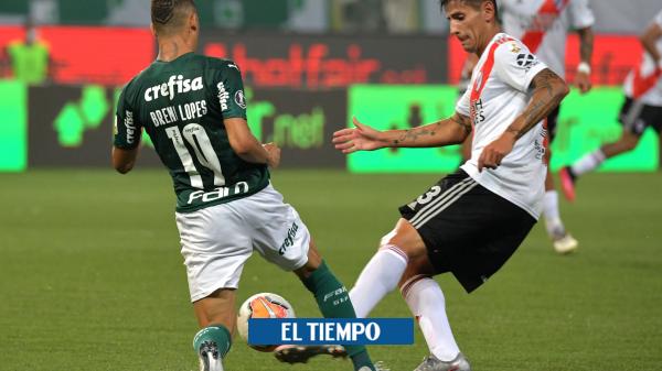 Copa Libertadores: Palmeiras elimina a River en la semifinal - Fútbol Internacional - Deportes