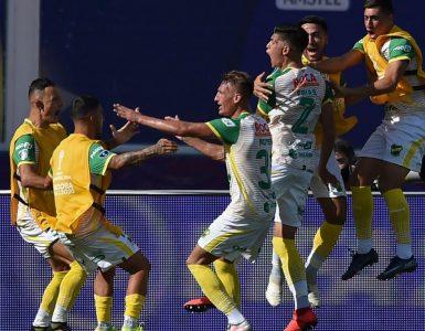 Copa Sudamericana: Defensa y Justicia es campeón tras vencer a Lanús 3-0 en la final - Fútbol Internacional - Deportes