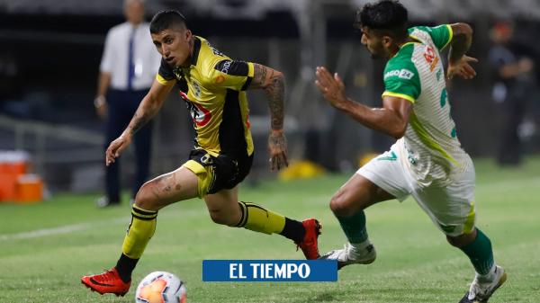 Coquimbo Unido empata 0-0 contra Defensa y Justicia en la Copa Sudamericana - Fútbol Internacional - Deportes
