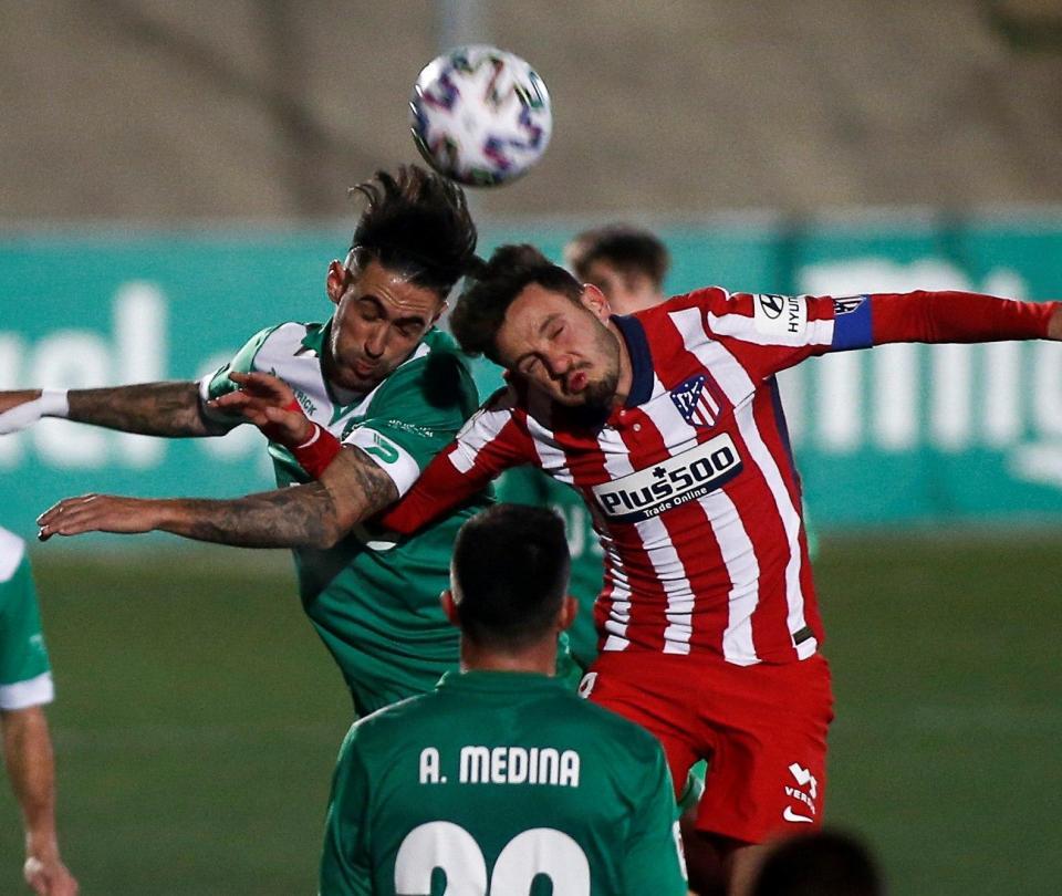 Cornellá, de la B, eliminó al Atlético de Madrid en la Copa del Rey - Fútbol Internacional - Deportes