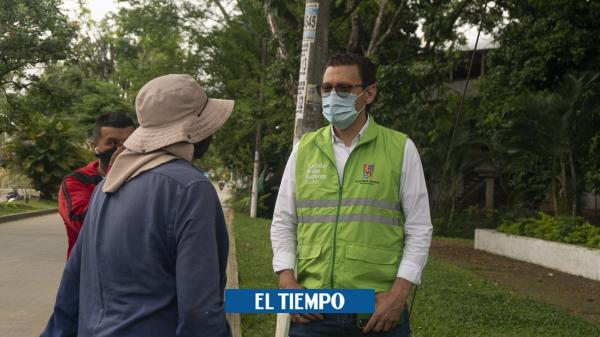 Coronavirus: Alcalde de Jamundí dio positvo para covid-19 - Cali - Colombia