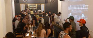 Coronavirus: Desarticulan en hostal de Cali una fiesta con más de 50 personas - Cali - Colombia
