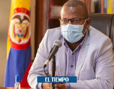 Coronavirus: Gobernador del Cauca anunció que tiene covid-19 - Otras Ciudades - Colombia