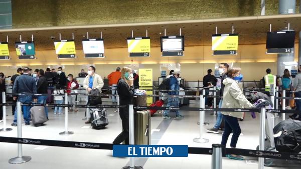 Coronavirus: viajeros de América Latina y sus expectativas - Sectores - Economía