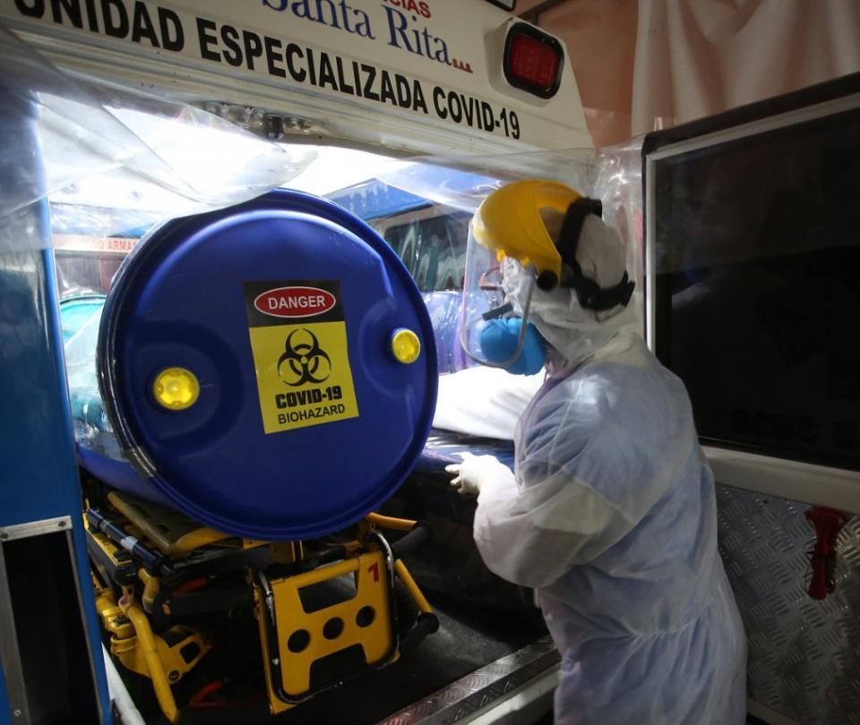 Covid 19 en América Latina: El desborde hospitalario amenaza la lucha contra el coronavirus | Economía