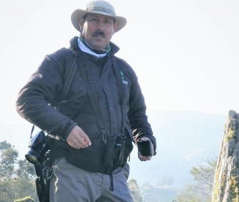 Dolor por crimen de ambientalista y protector del loro orejamarillo - Cali - Colombia