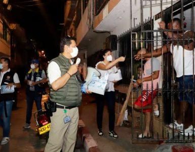 Dos grupos poblacionales aumentaron su exposición al contagio de covid en Cali