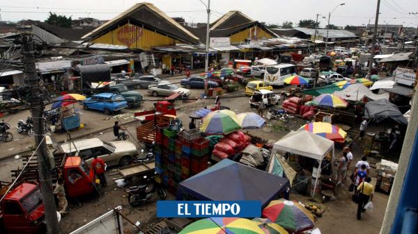 Dos muertos y un herido en balacera cerca de plaza de mercado de Cali - Cali - Colombia