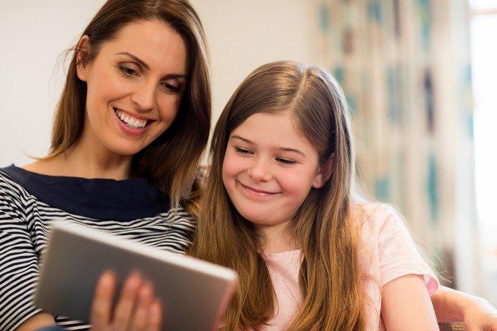 Las apps para niños contienen publicidades invasivas.