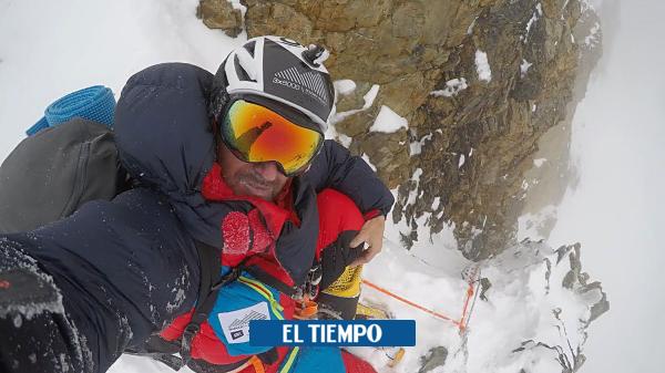 El alpinista español Sergi Mingote murió durante ascenso al K2 - Otros Deportes - Deportes