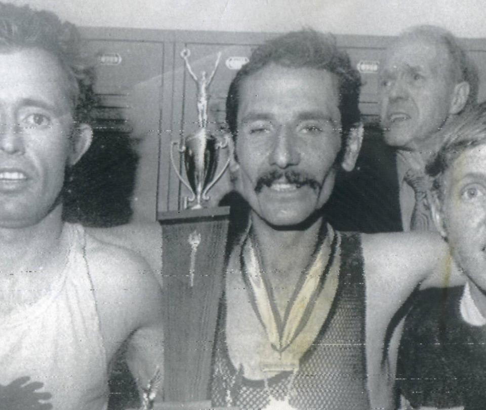 El atleta Álvaro Mejía, ganador de la Maratón de Boston, 1971, cumple 80 años - Otros Deportes - Deportes