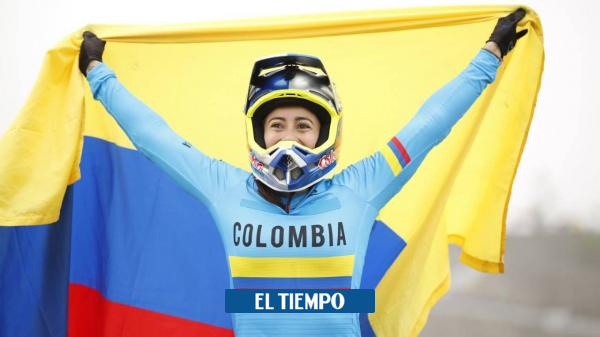 El mensaje de Mariana Pajón durante su recuperación de covid-19 - Ciclismo - Deportes