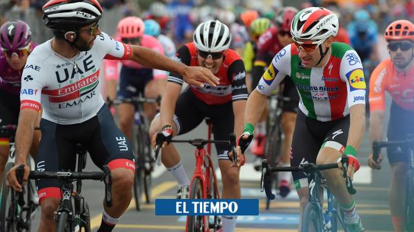 Elia Viviani se somete a exámenes por problemas de corazón - Ciclismo - Deportes