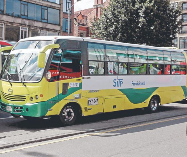 En 2021 esperan desmontar 3.700 buses de Sitp Provisional | Economía