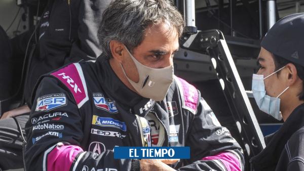 Entrevista Juan Pablo Montoya sobre las 24 Horas de Daytona 2021 - Automovilismo - Deportes