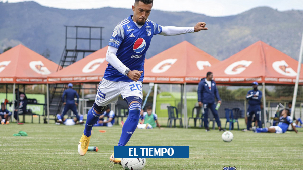 Entrevista a Fernando Uribe sobre su regreso a Millonarios - Fútbol Colombiano - Deportes