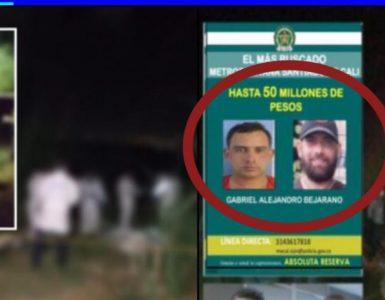 Escondido en Obando, capturaron a 'el mono Bejarano' por la masacre de Llano Verde
