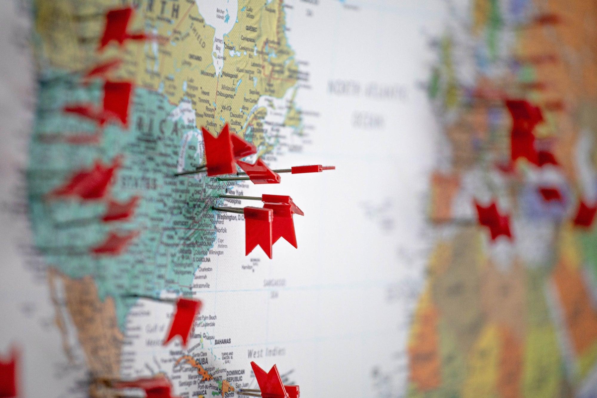 Estos son los 10 riesgos geopolíticos que podría enfrentar el mundo en 2021