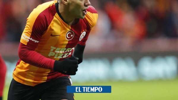 Falcao García: asistente de Galatasaray habla sobre la lesión del Tigre - Fútbol Internacional - Deportes