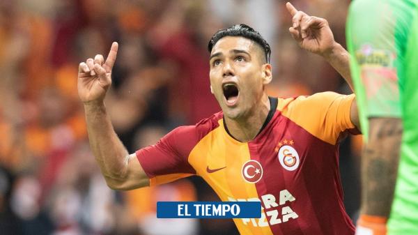 Falcao García puso una condición económica para salir del Galatasaray - Fútbol Internacional - Deportes