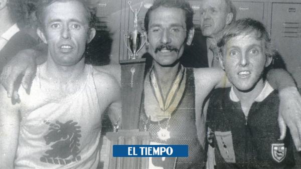 Falleció el atleta colombiano Álvaro Mejía Flórez - Otros Deportes - Deportes