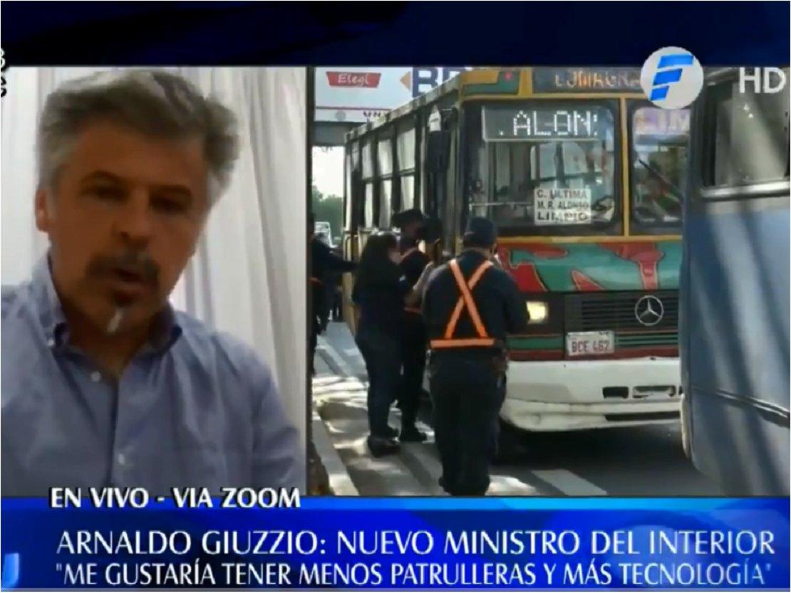 Giuzzio apostará a la tecnología y a nuevos modelos de intervención de la Policía