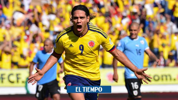Gustavo Serpa dice que sueña con fichar a Falcao García para Millonarios - Fútbol Colombiano - Deportes