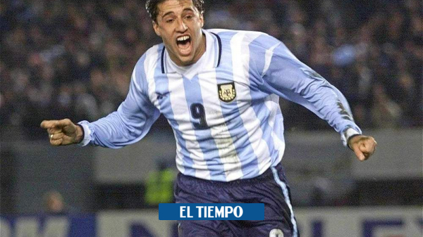 Historia de Hernán Crespo, de jugador a técnico campeón de la Sudamericana - Fútbol Internacional - Deportes