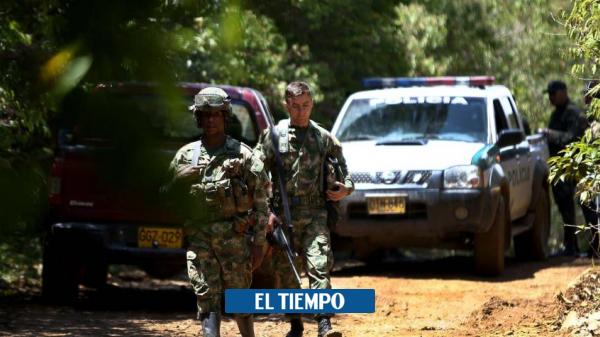 Horror por masacre en una finca en Buga, Valle - Cali - Colombia