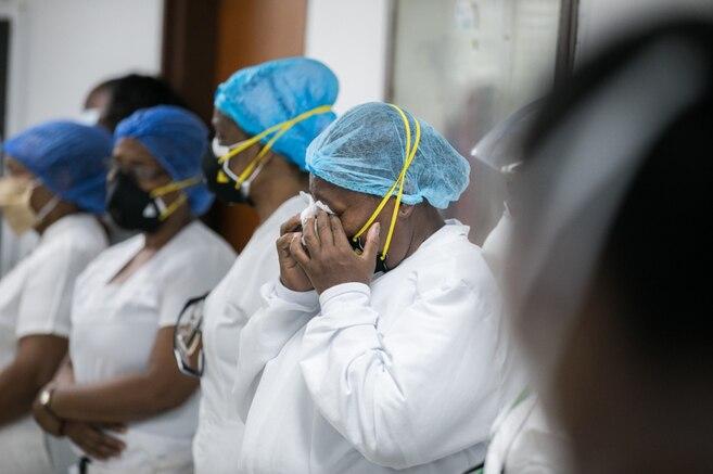 Hoy fue el día con más muertes por coronavirus registradas en el mundo