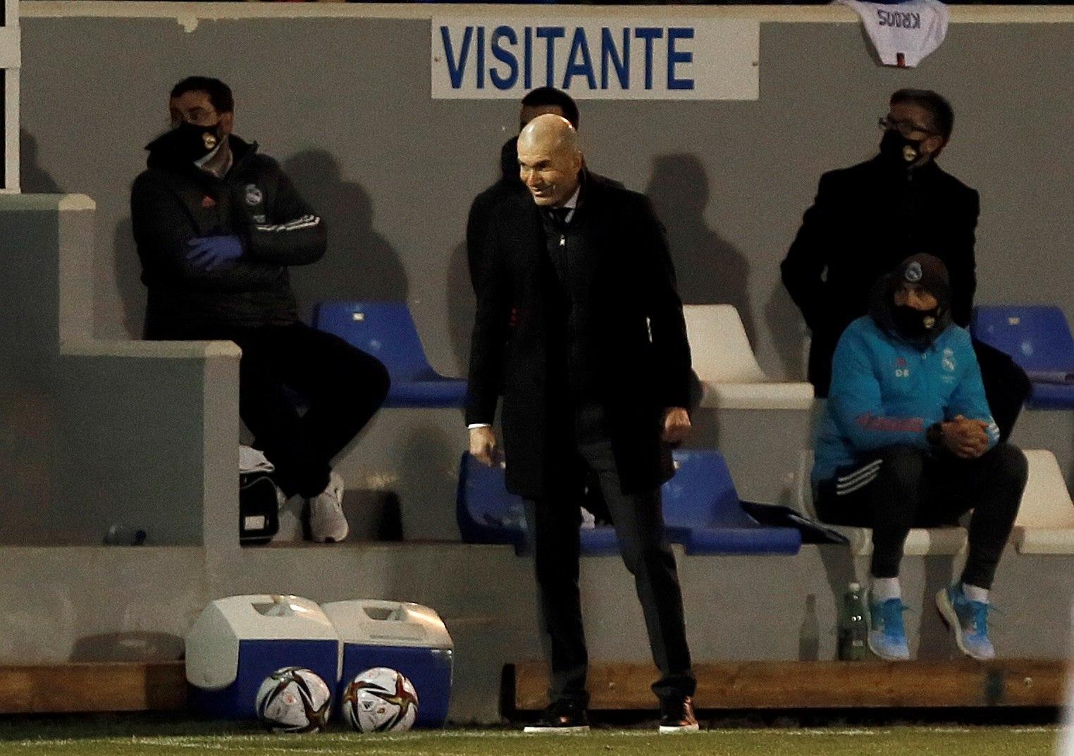 Jorge Barraza analiza la situación de Zinedine Zidane en el Real Madrid - Fútbol Internacional - Deportes