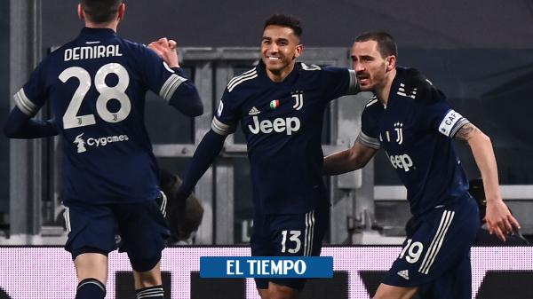 Juventus vs. Sassuolo resultado y goles del partido Serie A - Fútbol Internacional - Deportes