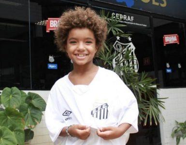 Kauan Basil, el niño de 8 años que superó récord de Neymar y Messi ya firmó contrato - Fútbol Internacional - Deportes