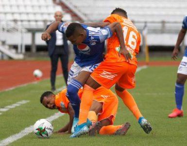 La Liga, ¿en jaque? El Covid-19 tiene en aprietos el desarrollo del fútbol colombiano