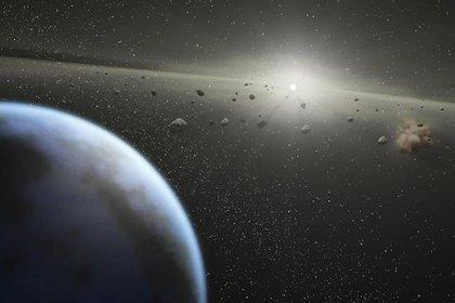 La NASA advirtió que un asteroide podría colisionar contra la Tierra el 6 de marzo de 2022