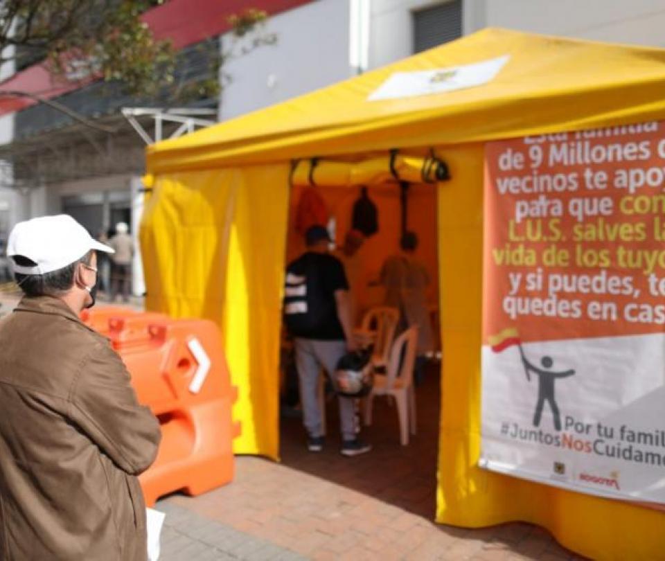 La pandemia no frena: Colombia llega a los dos millones de casos | Economía