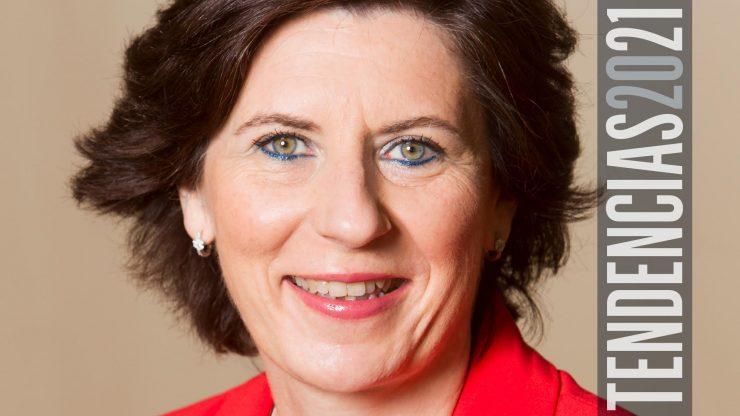 Helena Herrero, presidenta del sur de Europa en HP
