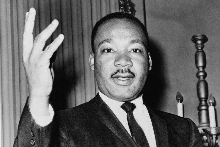 Las 3 lecciones de liderazgo que nos dejó Martin Luther King, Jr.
