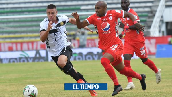 Liga Betplay 2021: tabla de posiciones y resultados de la segunda fecha - Fútbol Colombiano - Deportes