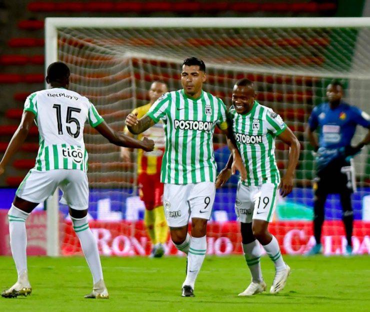 Liga Betplay: Atlético Nacional vence a Pereira 5-2 - Fútbol Colombiano - Deportes