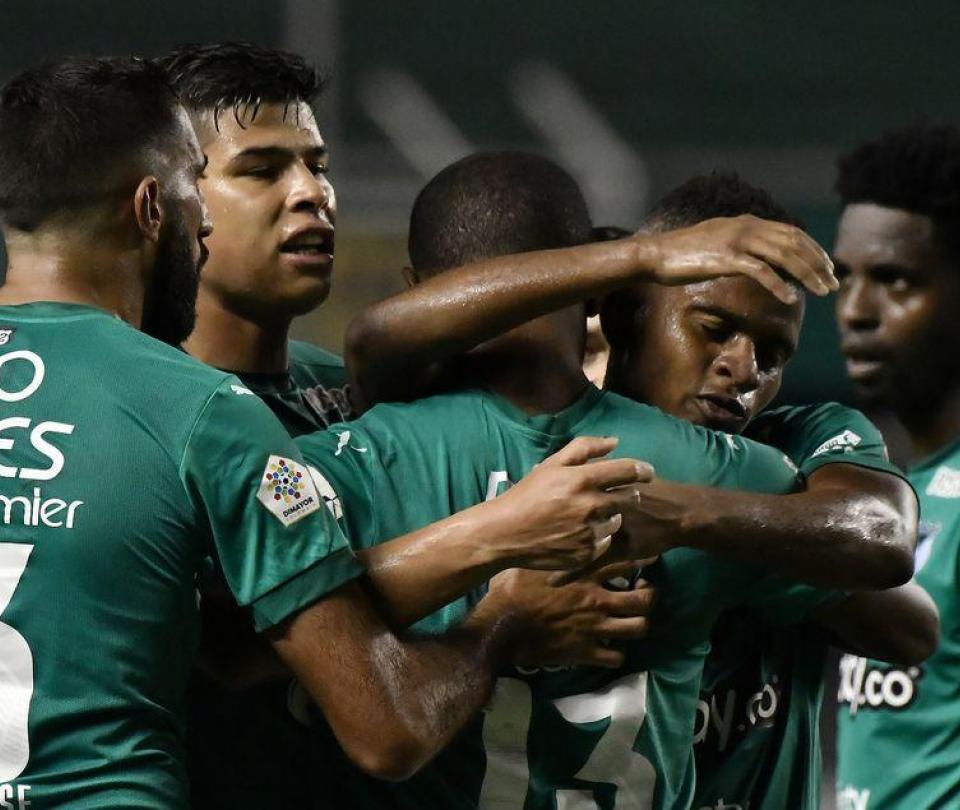 Liga Betplay: Cali vence a Jaguares 1-0 con golazo de Angulo en la fecha 1 - Fútbol Colombiano - Deportes
