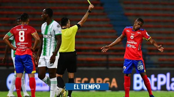 Liga Betplay: Esto ganan los árbitros en el fútbol colombiano - Fútbol Colombiano - Deportes