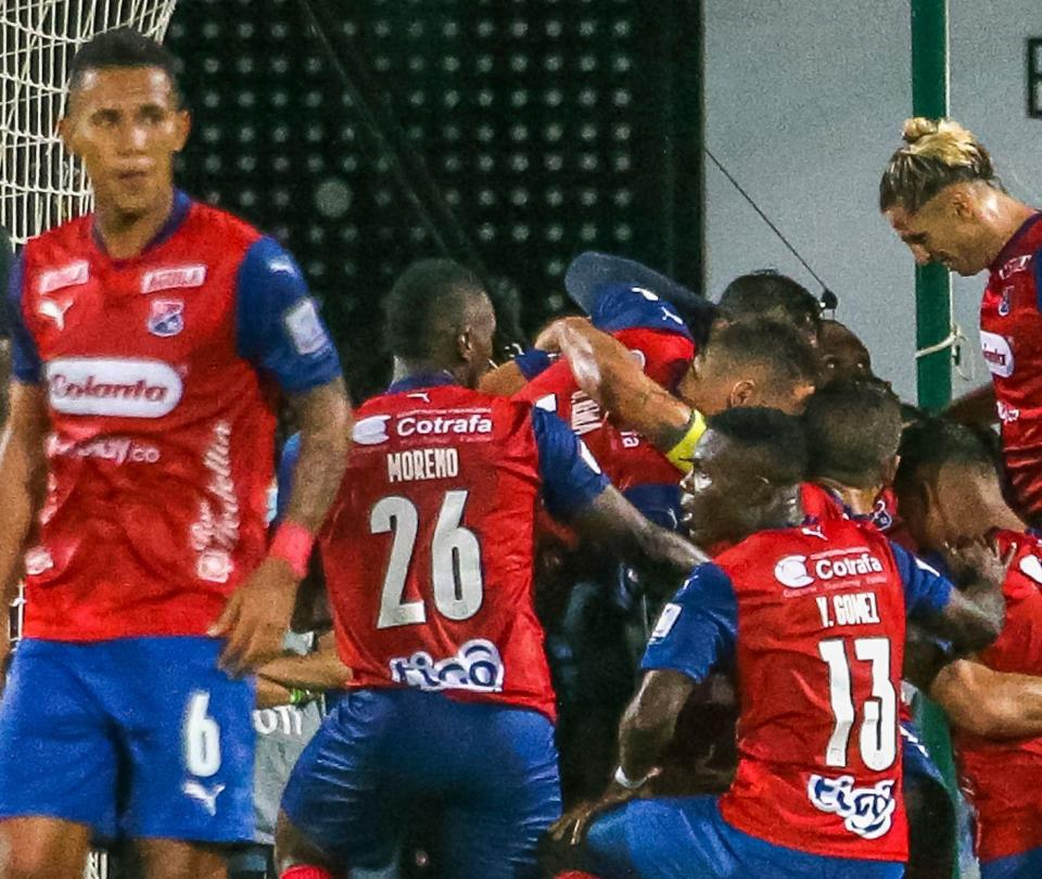 Liga Betplay: Medellín vence a Bucaramanga en la fecha 3 - Fútbol Colombiano - Deportes